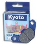 "TROPHY 900 1994on: ""Full Front Set""  KYOTO Standard/Organic Brake Pads (KY236=2xpairs)"
